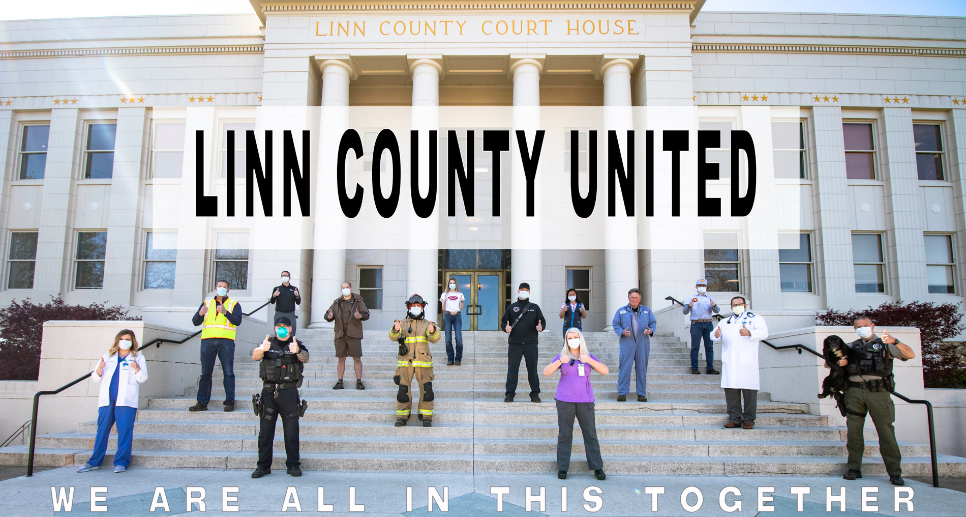 Linn County United - Wr are all in this together